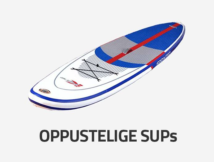 Oppustelige stand up paddle board - kategori