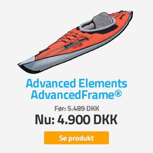 AdvancedFrame oppustelig kajak